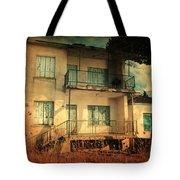 Leaving Home II Tote Bag by Taylan Apukovska
