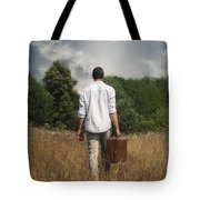 Leaving Tote Bag by Joana Kruse