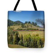 Leaving Laboto Tote Bag