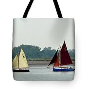 Leaving The Colne Tote Bag