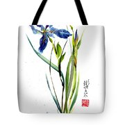 Leaving Zen Tote Bag