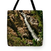 Leavitt Falls  Tote Bag