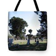 Lebanon Cemetery Oklahoma Tote Bag