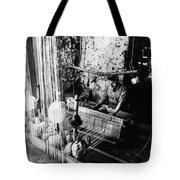 Lebanon Silk Manufacture Tote Bag