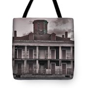 Louisiana Plantation House Tote Bag