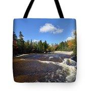 Ledge Falls Maine Tote Bag