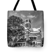 Lee County Courthouse In Giddings Texas Tote Bag