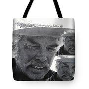 Lee Marvin Monte Walsh #1 Old Tucson Arizona 1969-2012   Tote Bag