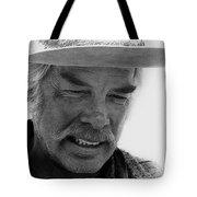 Lee Marvin Monte Walsh Set  Old Tucson Arizona 1969 Tote Bag