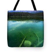 Leech Lake Tote Bag