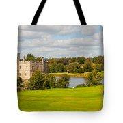 Leeds Castle Golf 2 Tote Bag