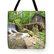 Lefler Grist Mill Tote Bag