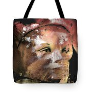 Left Alone Willingly  Tote Bag