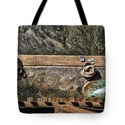 Left Behind By Diana Sainz Tote Bag