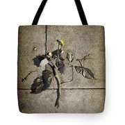 Left For Dead Tote Bag