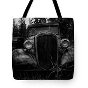 Left In The Weeds Tote Bag