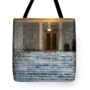 Legal Steps Tote Bag