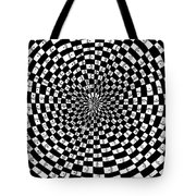 Legend Of An Abstract Artist Tote Bag