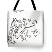 Legend Of The Priest And People Changed Tote Bag