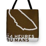 Legendary Races - 1923 24 Heures Du Mans Tote Bag