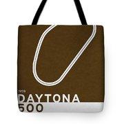 Legendary Races - 1959 Daytona 500 Tote Bag