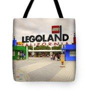 Legoland California Tote Bag
