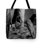 Legs Black And White Tote Bag