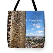 Leiria Castle Tote Bag