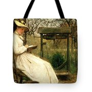 Leisure Hours Tote Bag