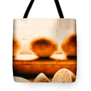 Lemon Among Oranges Tote Bag
