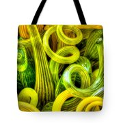 Lemon And Lime Tote Bag