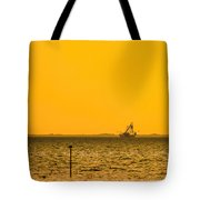 Lemon Fisher Tote Bag