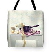 Lemon Tote Bag by Joana Kruse