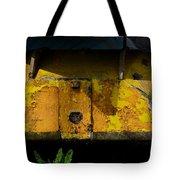 Lemon Peel Tote Bag