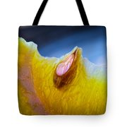Lemon Seed Tote Bag