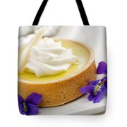 Lemon Tart  Tote Bag