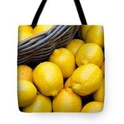 Lemons 01 Tote Bag