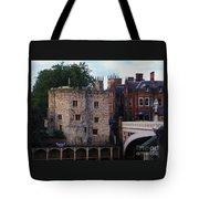 Lendal Tower York Tote Bag