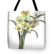 Lent Lily Tote Bag
