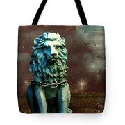 Leo Celestial Tote Bag