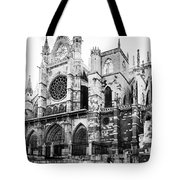 Leon Cathedral Tote Bag