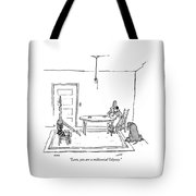 Leon, You Are A Millennial Odyssey Tote Bag