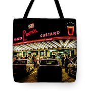 Leon's Frozen Custard Tote Bag by Scott Norris