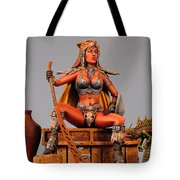 Leopard And Serpent Close Up Tote Bag