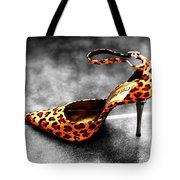 Leopard Fusion Tote Bag