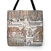 Lepers, 1493 Tote Bag