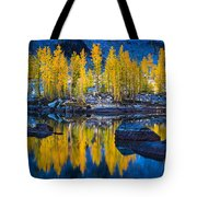 Leprechaun Tamaracks Tote Bag