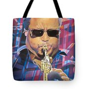 Leroi Moore And 2007 Lights Tote Bag