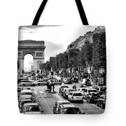 Les Champs Elysees  Tote Bag