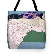 Les Cinq Sens Tote Bag